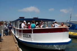 Newport Beach Harbor Queen