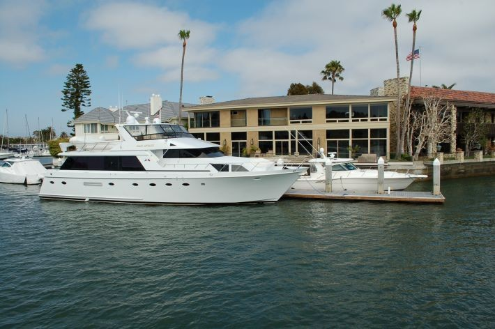45 or 90 min Newport Beach Harbor Cruises