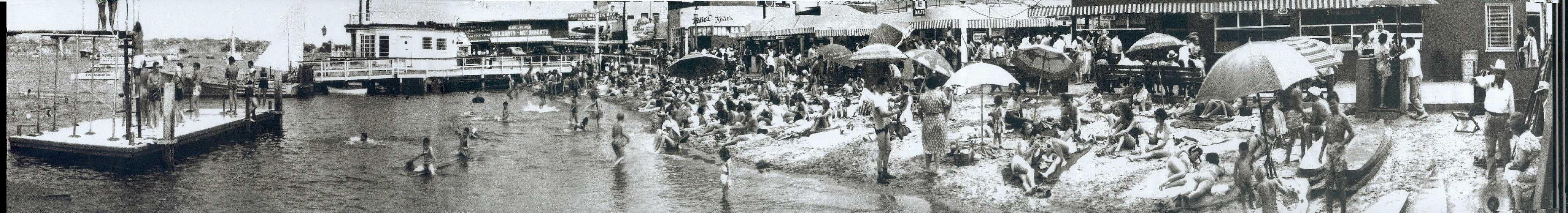 Balboa Fun Zone Bay 1949